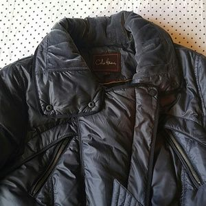 New Cole Haan down packable puffer coat