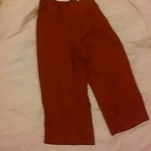 Pants - Red Caprice