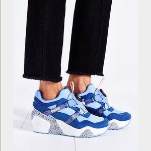 fdbf05ea9e6 Puma Shoes - 🎀 🆕 Puma x Sophia Chang disc wedge sneakers 🎀✨