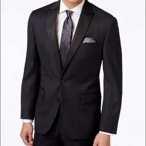 Ryan Seacrest Distinction Other - Ryan Seacrest slim-fit sport coat. New 44S navy.