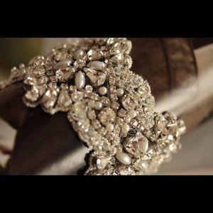 Jewelry - Bridal Crystal Bracelet