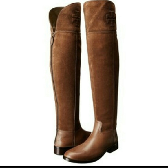 54120545453 Tory Burch Simone Over the Knee Boots. M 57e5e35b981829b732008f48