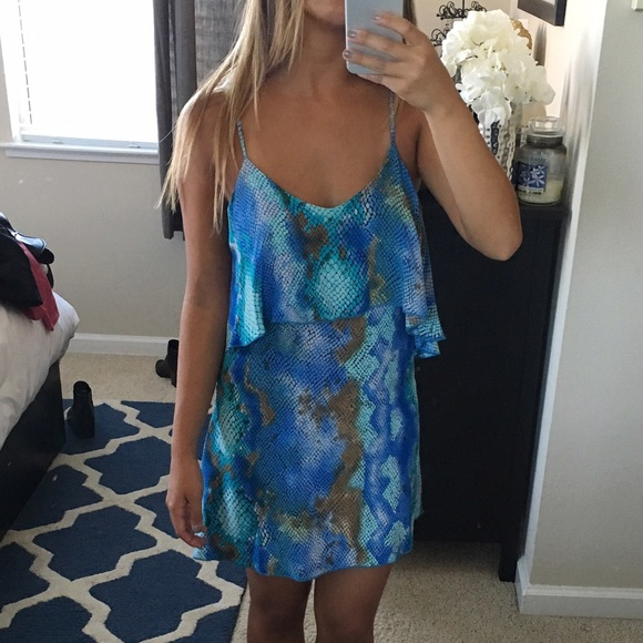 58% off Blu Moon Dresses & Skirts - ❤Blu Moon Summer Lovin' Dress ...