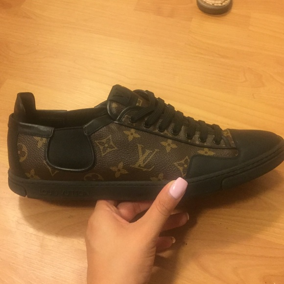 Louis Vuitton Other - Louis Vuitton Slalom Monogram Sneakers a33fe9297ef