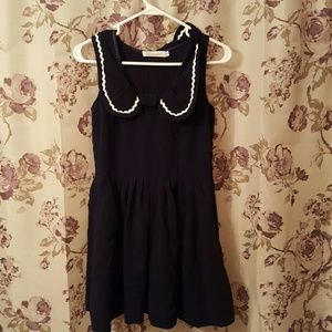 Modcloth peter pan collar dress