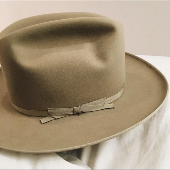 9de8fbfd15f Stetson Hat. M 57df5be6f739bc486c01ea45