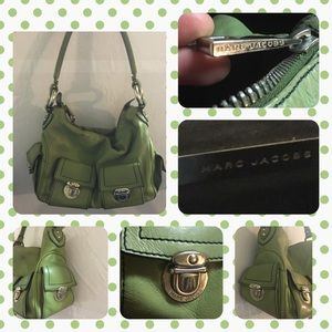 Marc Jacobs, Green leather bag