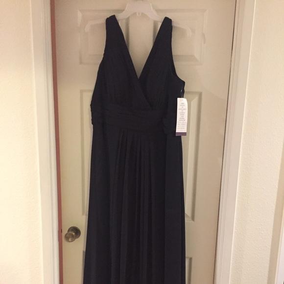 Bill Levkoff Dresses Plus Size Bridesmaids Dress Nwt Poshmark