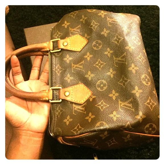 Louis Vuitton Handbags - Speedy 25
