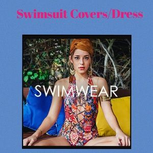 Other - Women's Swimsuit Cover/Dress