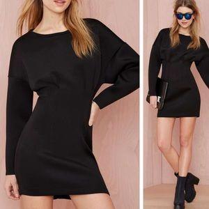 Nasty Gal Dresses & Skirts - NEW Nasty Gal Neoprene Dress