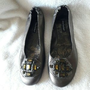 Daisy Fuentes Shoes - Embellished Flats SALE🎊Host Pic