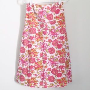 Lilly Pulitzer Dresses & Skirts - Strapless Lilly dress