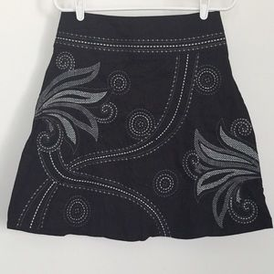 Dresses & Skirts - Embroidered skirt