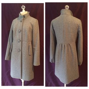 J.Crew factory wool Carlin Coat