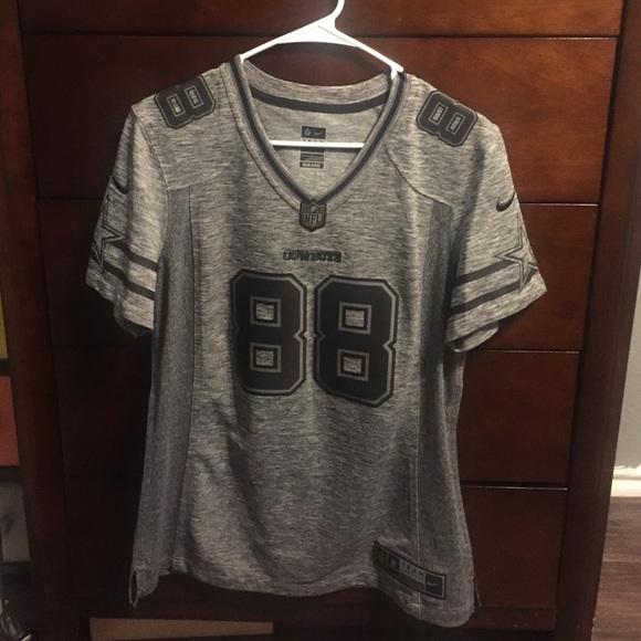 online store 65d1f 197f7 Nike Womens Gridiron Dallas Cowboys jersey