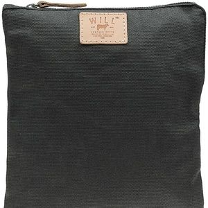Will Leather Goods Handbags - WILL Leather Goods Waxed Canvas iPad/Tablet Case