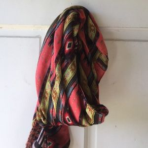 Accessories - Colorful Soft Scarf Head Wrap