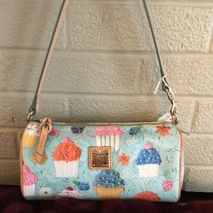 Dooney & Bourke Handbags - Dooney & Bourke Small Barrel Bag