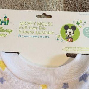 Disney Accessories - Nwt disney bib