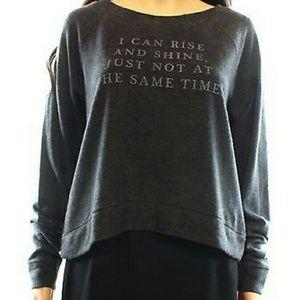Tops - Soft Graphic sweatshirt