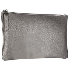 NWT! Laura Mercier Metallic Makeup Cosmetic Bag
