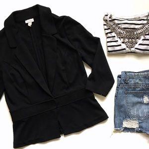 Isaac Mizrahi Jackets & Blazers - NWT Black Blazer by Isaac Mizrahi Target