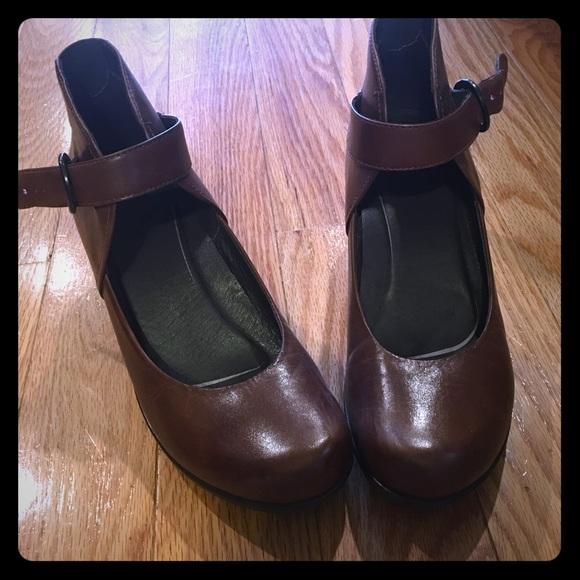 f2ac1f7b20c Dansko Shoes - Dansko Mary Jane wedge