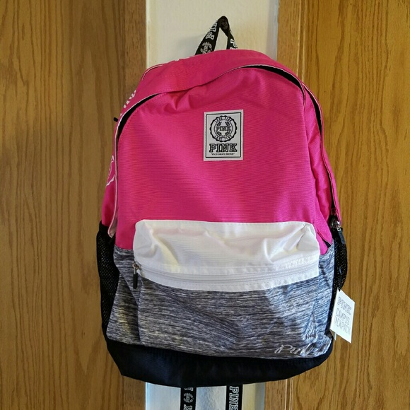f70299507b Pink campus backpack with free planner