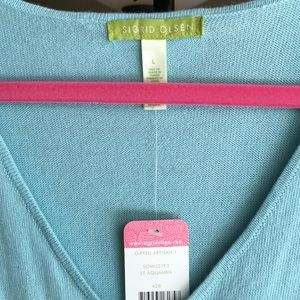 Sigrid Olsen Sweaters - NWT pullover top