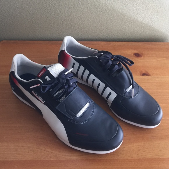 ee843f534005a5 Puma Evo speed Men s BMW Motorsport casual shoes NWT