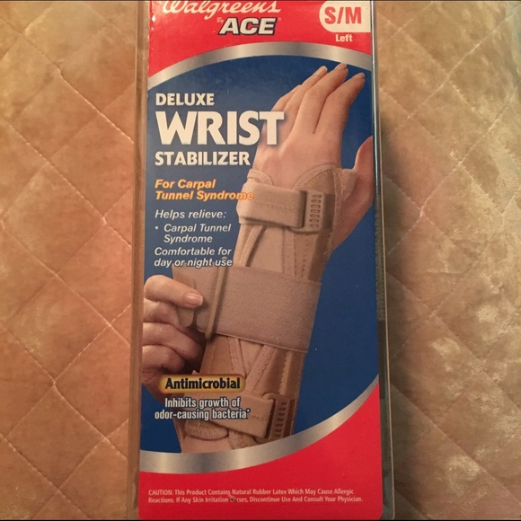 Ace Accessories - NWB Ace Deluxe Wrist Stabilizer