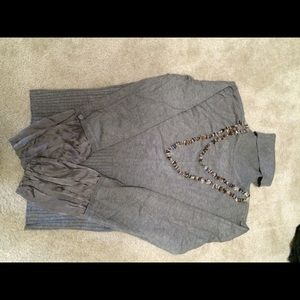 Apart long sleeve shirt