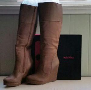 Michael Antonio Woman's Knee-High Boots