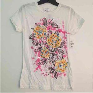 Tops - Floral T-shirt