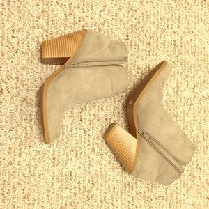 Banana Republic Booties - size 7
