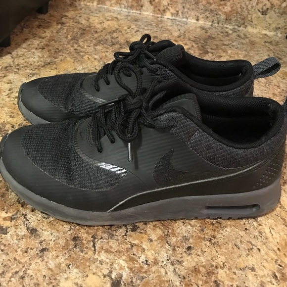 Nike Air Max Thea Black Used Women's 6.5
