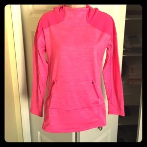 North Face Jackets & Blazers - Hot pink Northface running jacket
