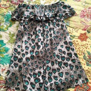Dresses & Skirts - Peacock Dress