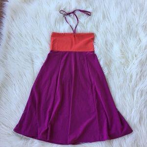 Prana 'Solana' halter dress