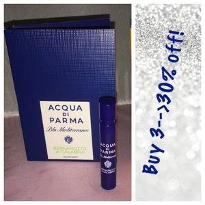 Acqua di Parma Blu Med Bergamotto di Calabria EDT