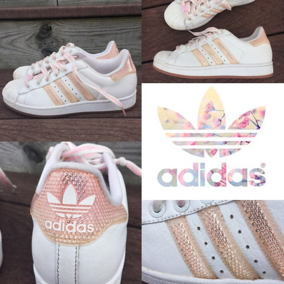 77d276be7 ... low cost rare adidas superstar pink reflective stars 3aa03 3edc1