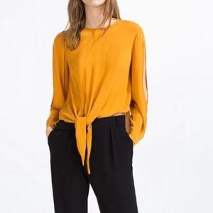 Zara Tops - 🎉HOST PICK🎉 Zara top