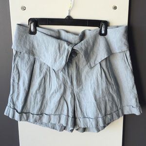 Calypso St. Barth linen shorts