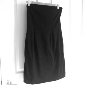 Old Navy Black Mini Dress Size Medium