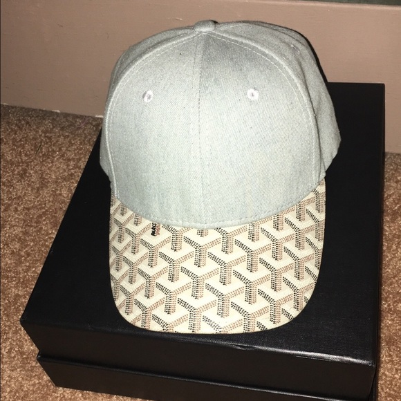 75c00e3be43 Goyard Accessories - Goyard Custom made hat