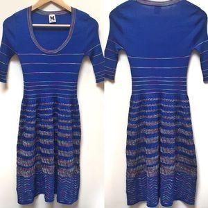 Missoni Dresses & Skirts - Missoni Multicolor Knit Dress