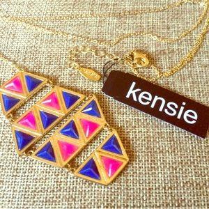 💕💕💕HOST PICK💕💕💕Kensie geometric necklace!
