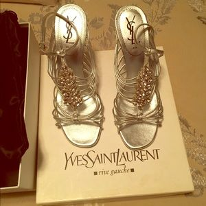Saint Laurent Shoes - YSL heels