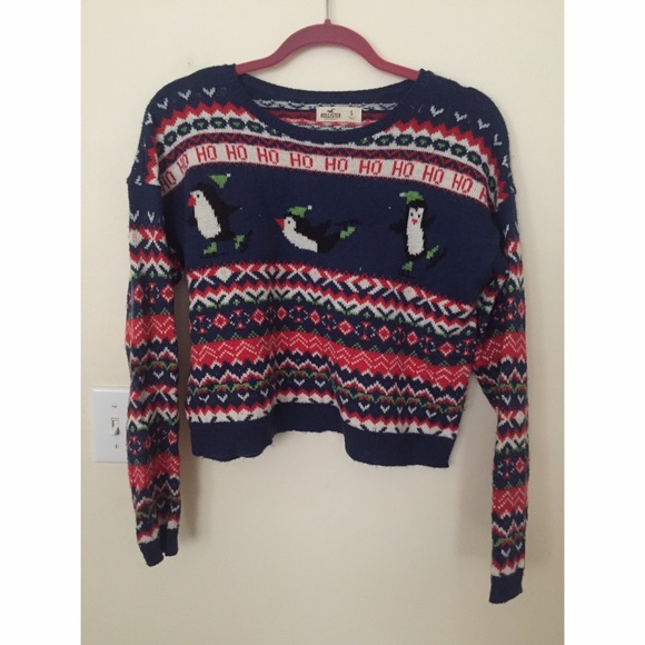 Marvelous 78 Off Hollister Sweaters Christmas Sweater From Alexa39S Closet Easy Diy Christmas Decorations Tissureus